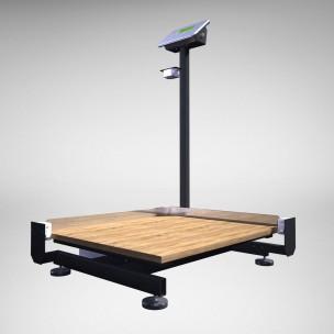 Автоматическая система измерения упаковки